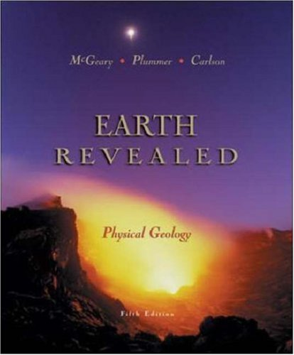Physical Geology: Earth Revealed with bind in: David McGeary, Charles
