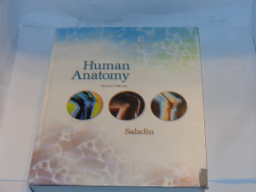 9780072943689: Human Anatomy, 2nd Edition