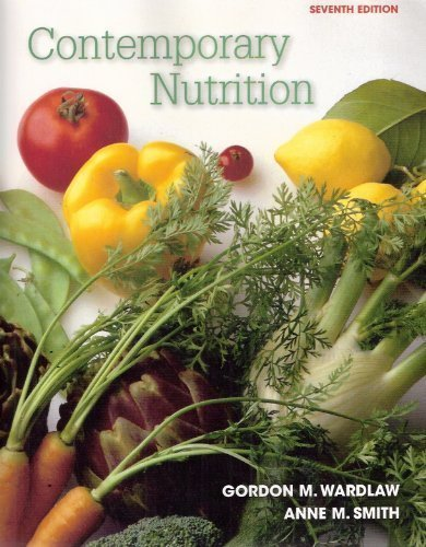 9780072943740: Contemporary Nutrition