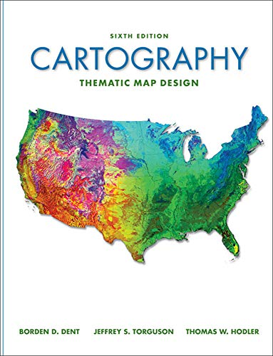 9780072943825: Cartography: Thematic Map Design