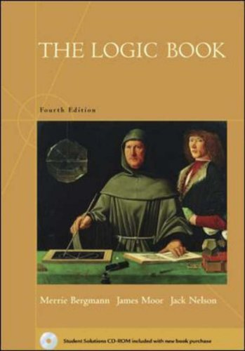 9780072944013: The Logic Book with Student Solutions CD-ROM