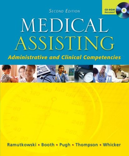 9780072945775: Medical Assisting: Administrative and Clinical Procedures