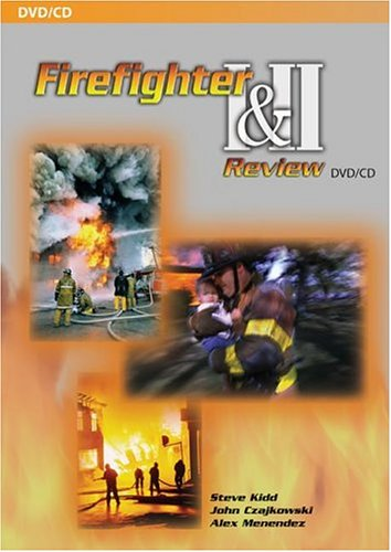 9780072946963: CD/DVD for Firefighter 1& 2 Review