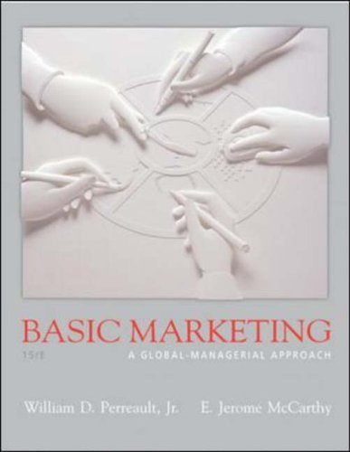 9780072947038: Basic Marketing: A Global-managerial Approach
