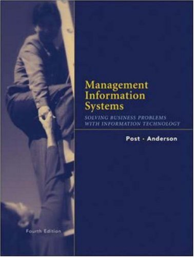 9780072947793: Management Information Systems