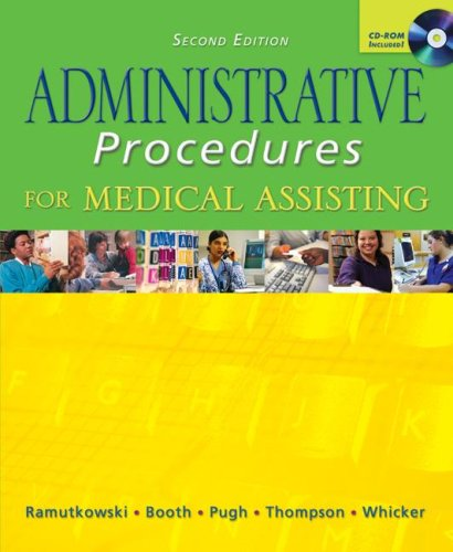 9780072947854: Administrative Procedures for Medical Assisting