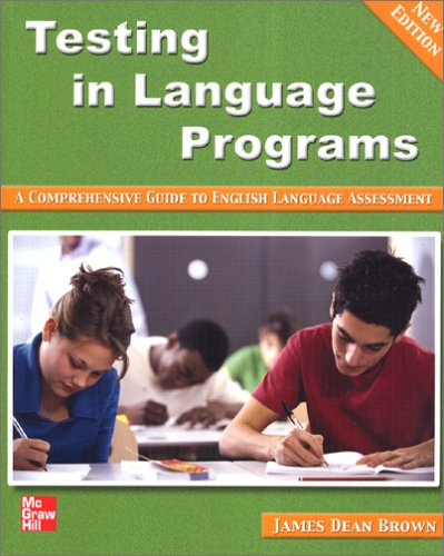 9780072948363: Testing in Language Programs: A Comprehensive Guide to English Language Assessement