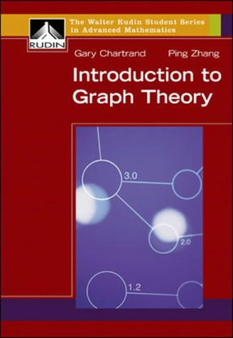 9780072948622: Introduction to Graph Theory (Walter Rudin Student Series in Advanced Mathematics)