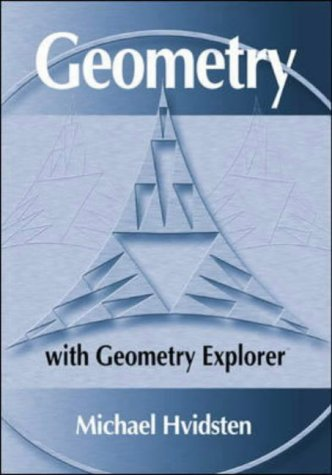 9780072948639: Geometry with Geometry Explorer