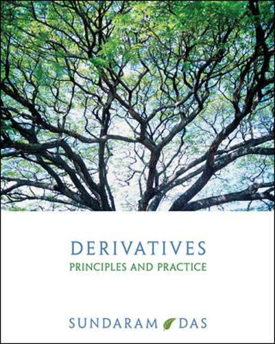 9780072949315: Derivatives (McGraw-Hill/Irwin Series in Finance, Insurance, and Real Est)