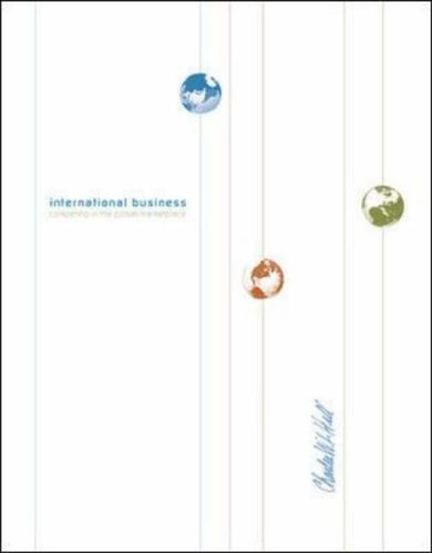 9780072949391: International Business: Competing in the Global Marketplace with OLC/PW card and Student CD