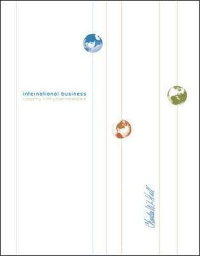 9780072949391: MP International Business: Competing in the Global Marketplace