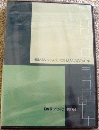 9780072949766: Video DVD to Accompany Fundamentals of Human Resource Management
