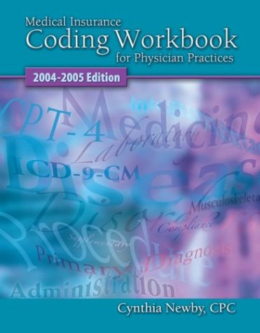 9780072950243: Medical Insurance Coding Workbook
