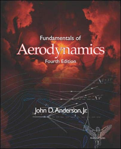 9780072950465: Fundamentals of Aerodynamics (Mcgraw-Hill Series in Aeronautical and Aerospace Engineering)