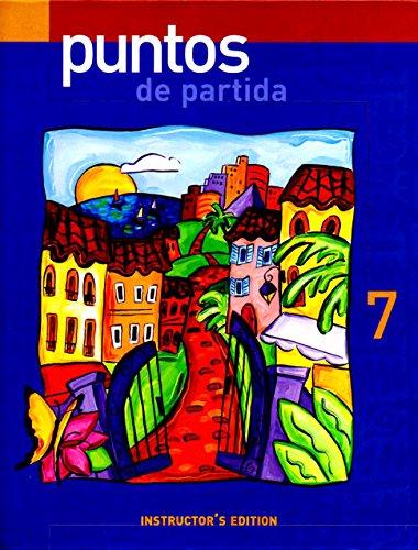 Puntos de Partida: An Invitation to Spanish: Marty Knorre