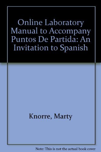 9780072951363: Quia Online Laboratory Manual Access Card for Puntos de partida: An Invitation to Spanish