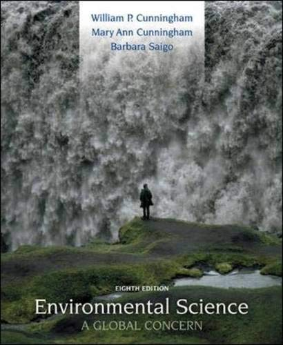 9780072951721: Environmental Science: A Global Concern with OLC