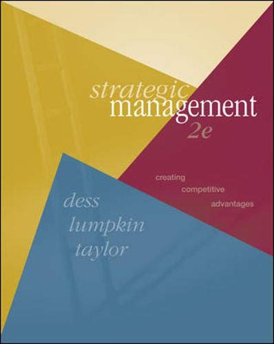 strategic management creating competitive advantages Strategic management is all about identification and description of the strategies that managers can carry so as to achieve better performance and a competitive.