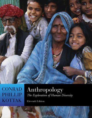 9780072952483: Anthropology: The Exploration of Human Diversity