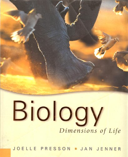 9780072952674: Biology Dimensions of Life
