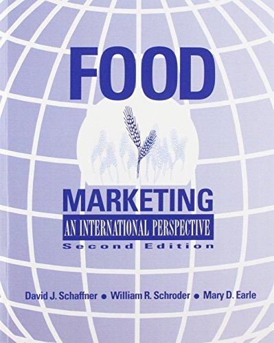 9780072952889: Food Marketing An International Perspective