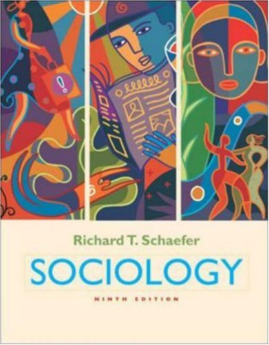 9780072952995: Sociology, Ninth Edition