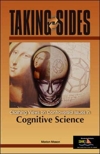 9780072953282: Taking Sides: Clashing Views on Controversial Issues in Cognitive Science (Taking Sides)