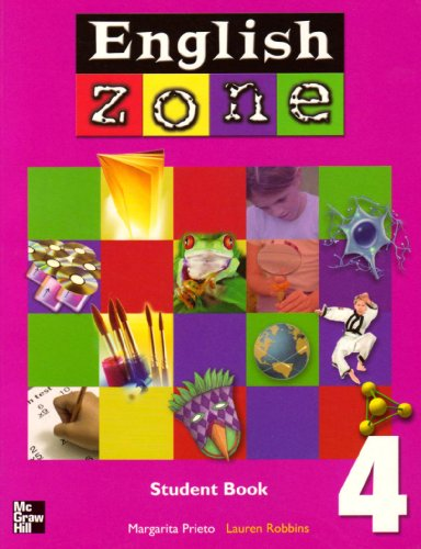 9780072953800: ENGLISH ZONE 4 STUDENT BOOK: Student Book Bk. 4