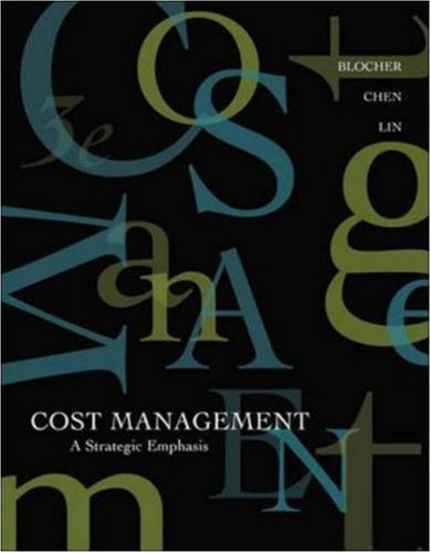 9780072954197: MP Cost Management: A Strategic Emphasis w/ Online Learning Center w/ PW Card