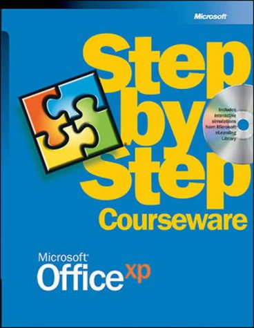 9780072955279: Microsoft Office Xp Step by Step Courseware