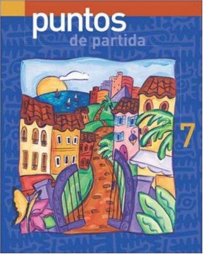 Puntos de partida: An Invitation to Spanish: Marty Knorre, Thalia