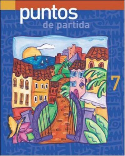 9780072956443: Puntos de partida: An Invitation to Spanish Student Edition w/ Online Learning Center Bind-in card, 7th Edition