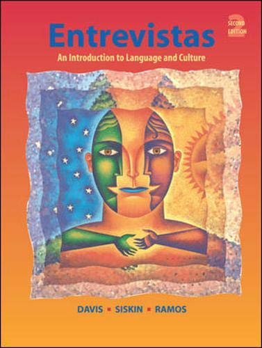 9780072956467: Entrevistas: An Introduction to Language and Culture (2nd Edition)