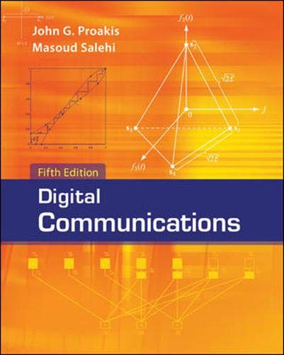 9780072957167: Digital Communications, 5th Edition