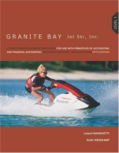 9780072957891: MP Granite Bay Jet Ski Lev 1 with Student CD-ROM