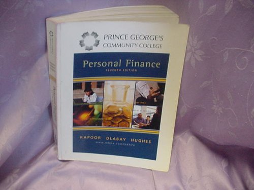 9780072958294: Personal Finance