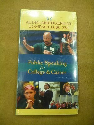 9780072958614: Public Speaking for College and Career