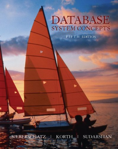 9780072958867: Database Systems Concepts