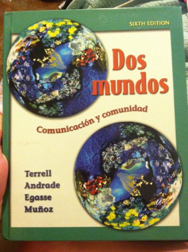 Dos Mundos 6th Edition: Terrell