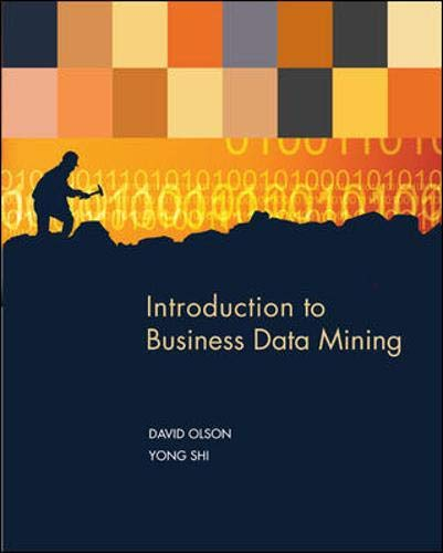 9780072959710: Introduction to Business Data Mining