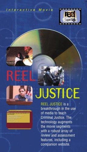 9780072961201: Reel Justice Interactive Movie CD-ROM