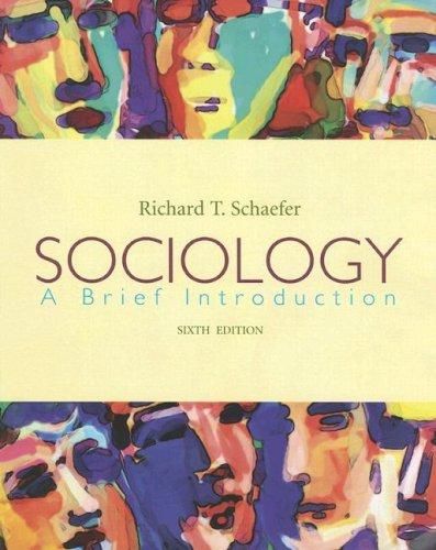 9780072961584: Sociology