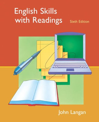 9780072962703: English Skills with Readings
