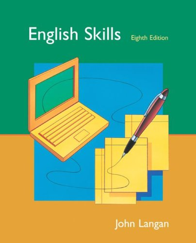 9780072962765: English Skills