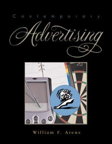 9780072964721: Contemporary Advertising (Mcgraw-Hill/Irwin Series in Marketing)