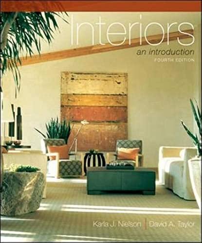 9780072965209: Interiors: An Introduction