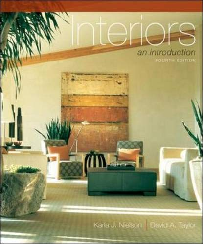 9780072965209: Interiors: An Introduction