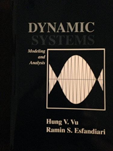 9780072966619: Dynamic Systems: Modeling and Analysis