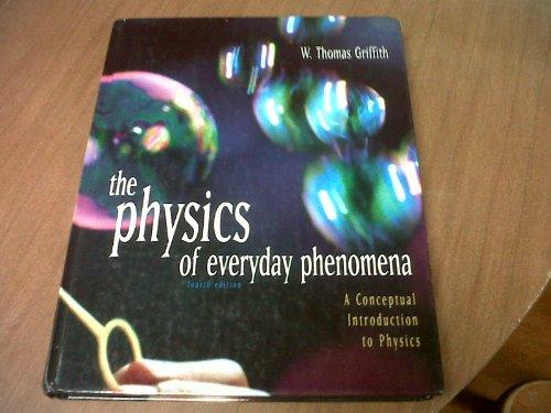 9780072966992: Physics of Everyday Phenomena